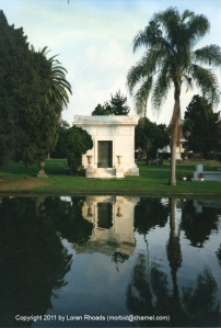 Hollywood Forever is quintessentially Southern California.