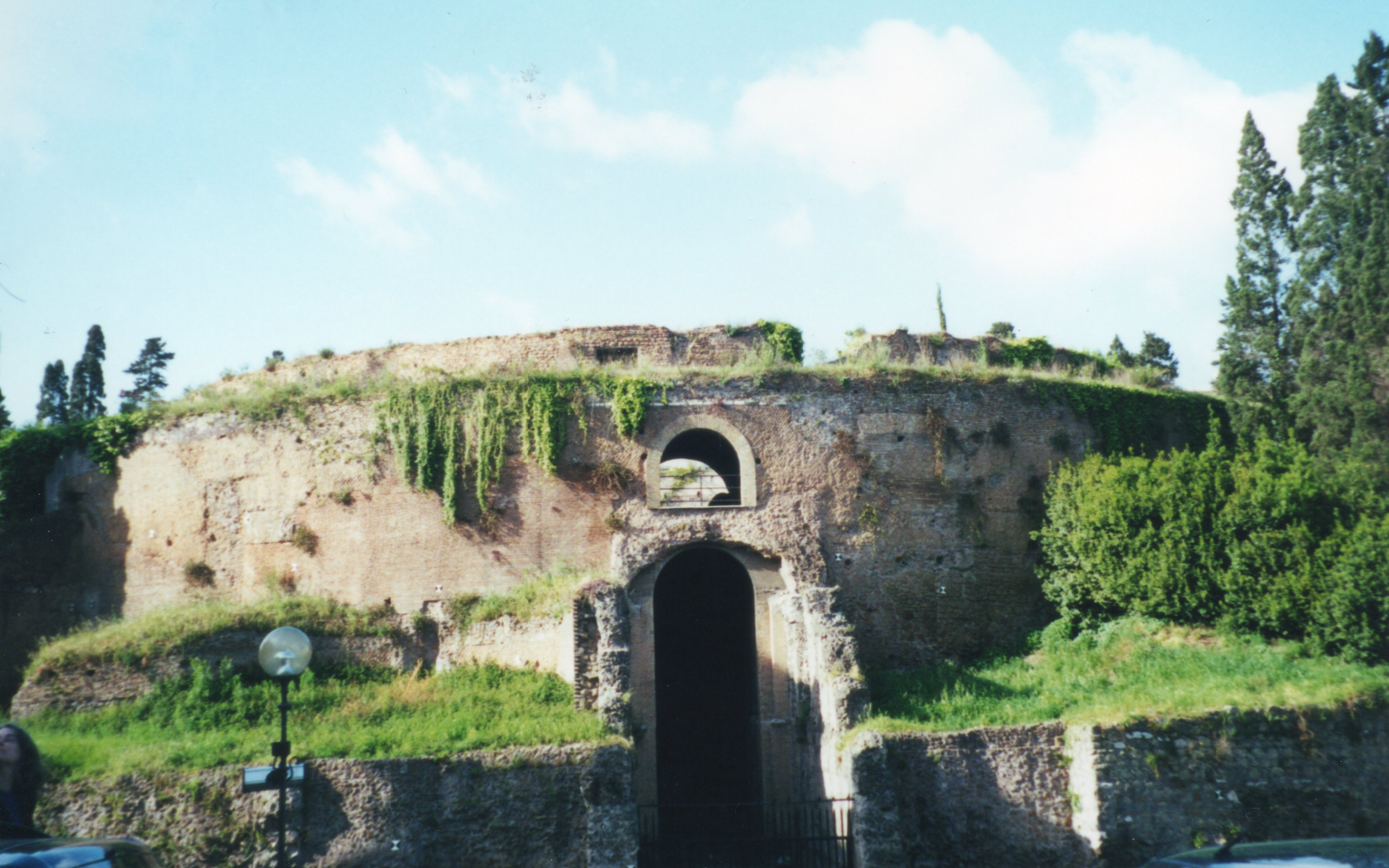 Maula Ali Shrine Wallpaper: Cemetery Of The Week #32: The Mausoleum Of Augustus
