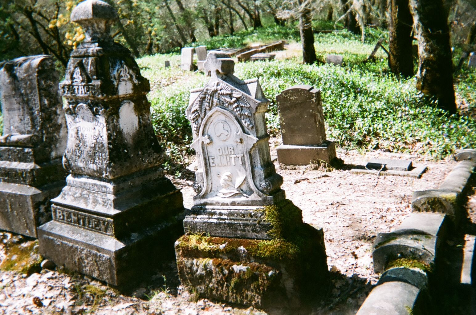 Cemetery Of The Week Calistoga Pioneer Cemetery Cemetery - 5 of the worlds most fearless travel pioneers