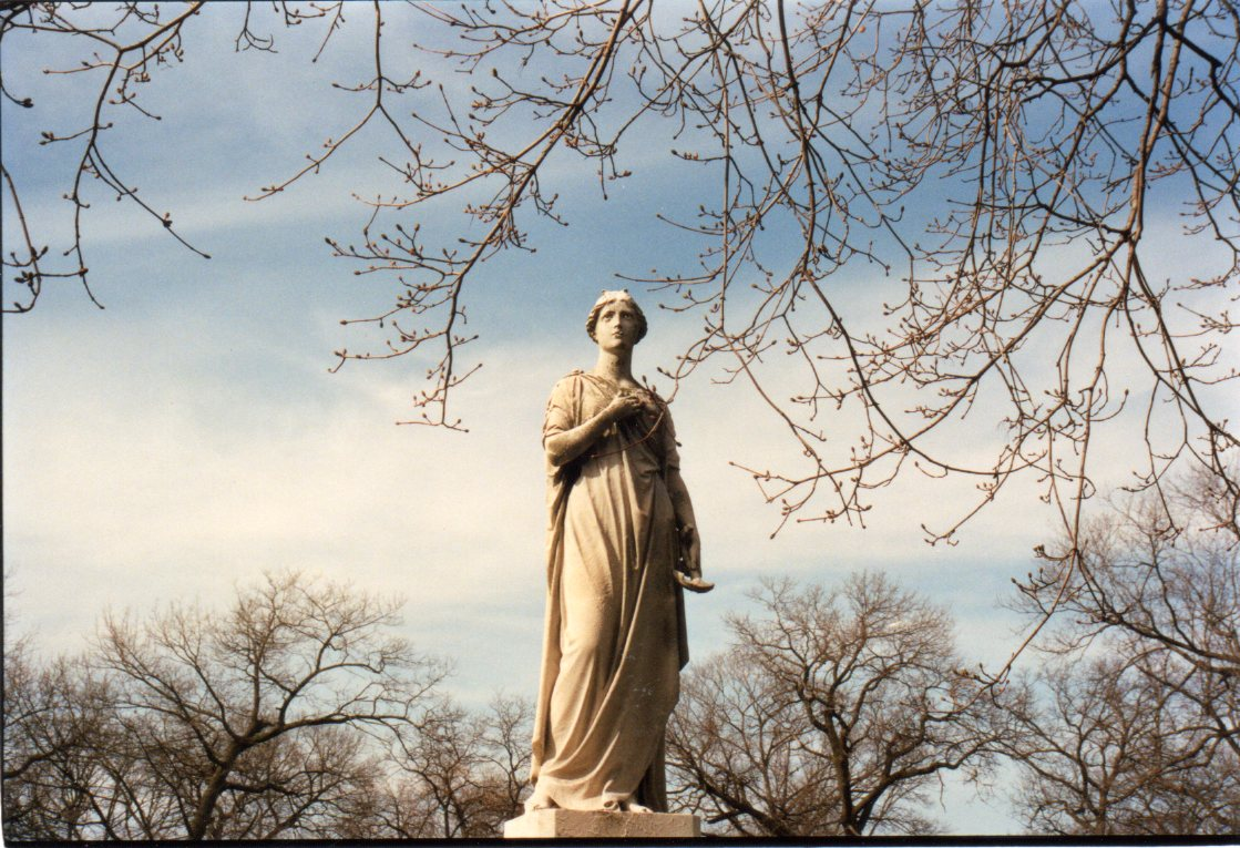 Rosehill Cemetery Chicago Walking Tour