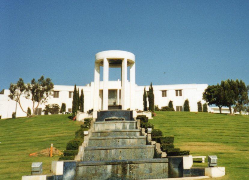 Cemetery of the Week #45:  Hillside Memorial Park (2/3)