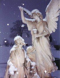 New Calvary Cemetery, Flint, Michigan