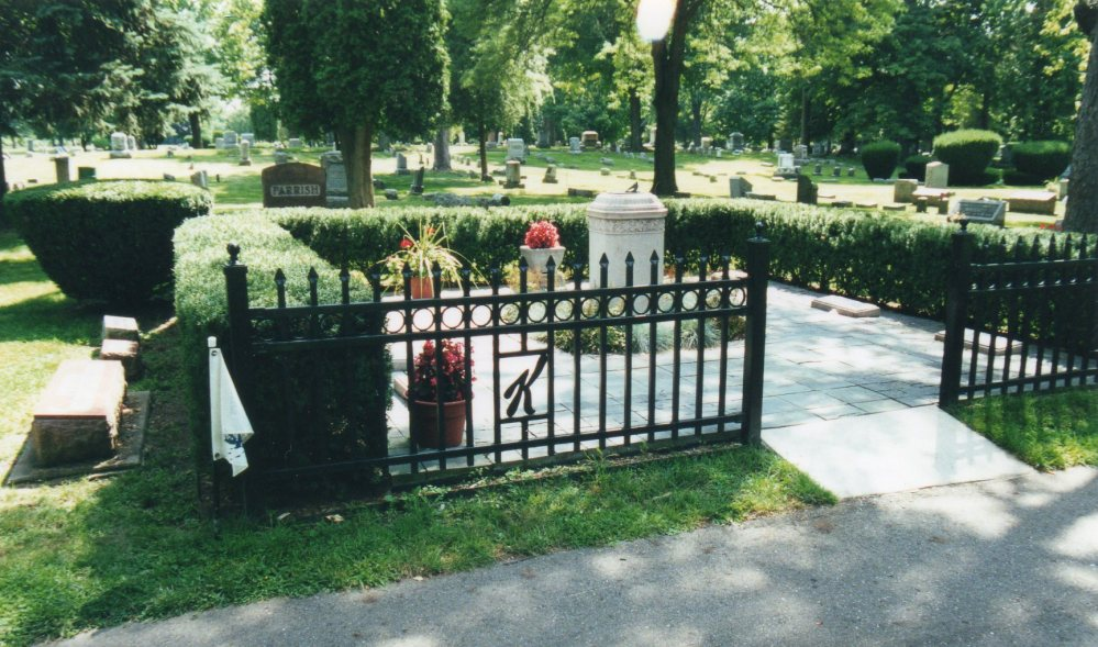 Cemetery of the Week #50:  Gravesite of Sojourner Truth (2/3)