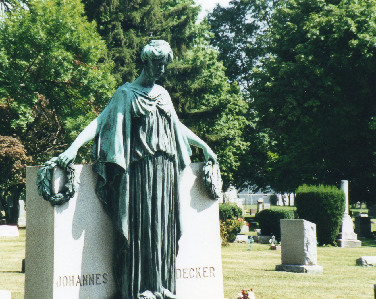 cemetery of the week 50 gravesite of sojourner truth cemetery johannes