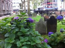 St. Paul's Churchyard, Manhattan, New York