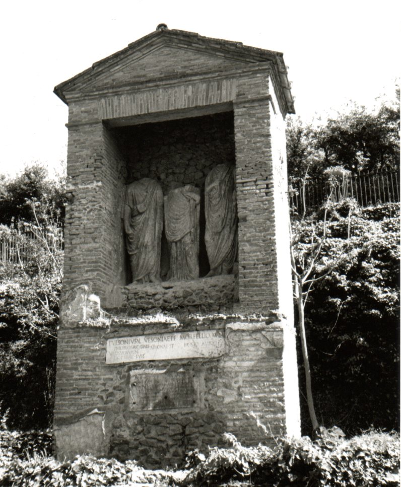 Cemetery of the Week #79: the Archaeological Site at Ancient Pompeii (1/5)