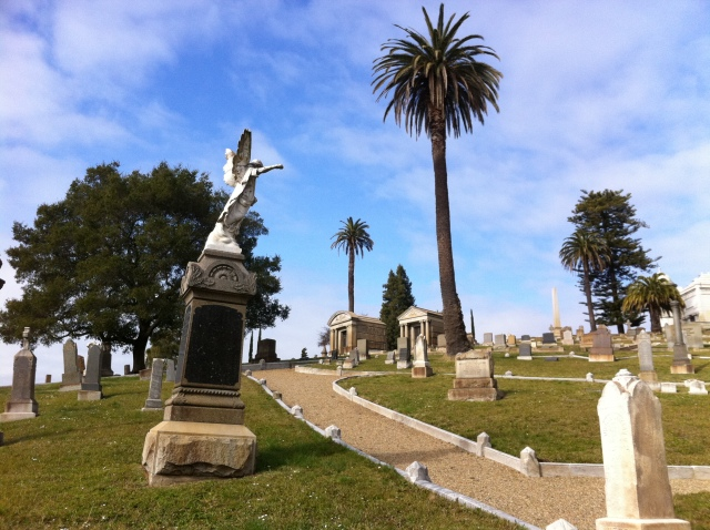 St. Mary's Cemetery, Oakland, California