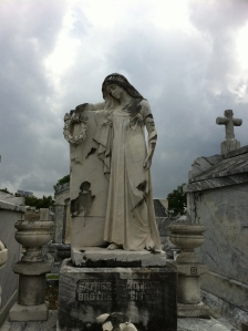 Greenwood Cemetery, New Orleans. Photo by Loren Rhoads.