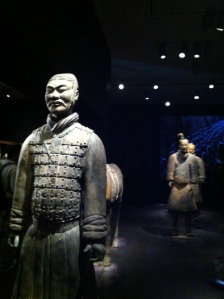 Photo from the exhibit at the Asian Art Museum, San Francisco, April 2013.