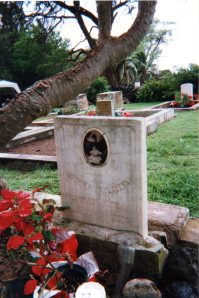 Grave of Elisa and Susie