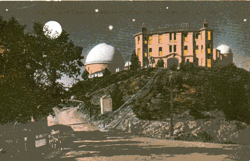 The lick observatory phrase