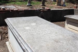 Anna Scott Key Turner's monument