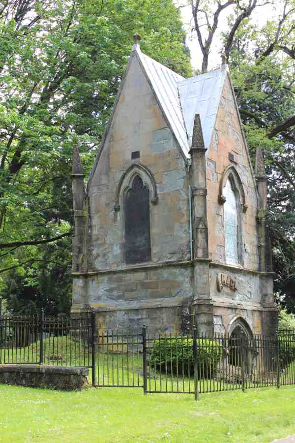 The MacLeay mausoleum