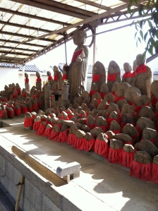 Some of the Jizo