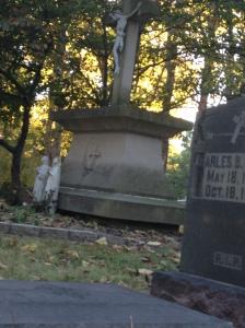 Photos of Sacred Heart Cemetery by Robert Holt.