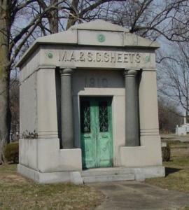 Sheets-Mausoleum